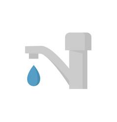 Water icon black vector