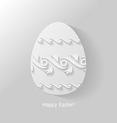 Egg ornament 3 vector