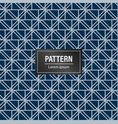 geometric pattern background minimal and modern vector image