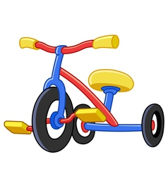 tricycles vector image vector image
