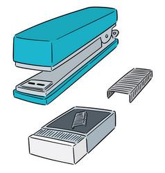 Set stapler vector