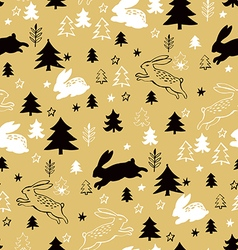 Christmas pattern87 vector