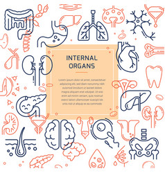 Medical template with a seamless pattern of vector