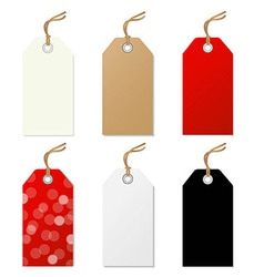 Sale Tags Set vector