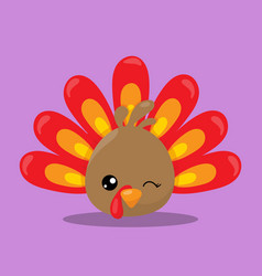 Gobble tail 04 vector