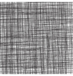 Hand-drawn pencil background vector image vector image