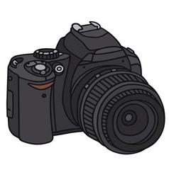 Photographic camera vector