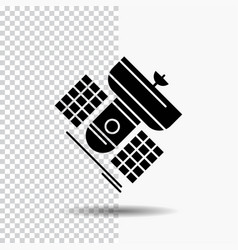 broadcast broadcasting communication satellite vector image