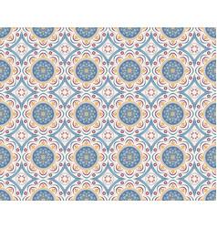 decorative seamless tiles vector image