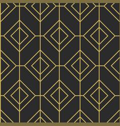 Geometric elegant seamless pattern vector