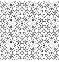 lace seamless pattern 304 vector image