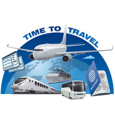 Transport for travel vector