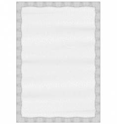 document pattern vector image vector image