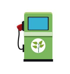 Bio fuel design vector