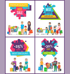 best discount -25 off sale vector image