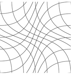 grid seamless motion pattern striped vector image