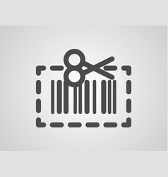 coupon icon sign symbol vector image