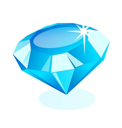Icon diamond vector
