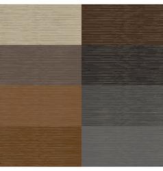 Set of textured backgrounds vector