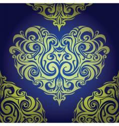 tribal art vector image vector image