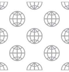 New World seamless pattern vector image