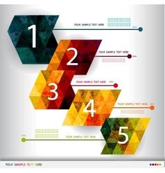 Design template Fully editable vector