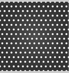 Pattern with holes background vector