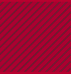 Diagonal texture elegant red lines seamless vector
