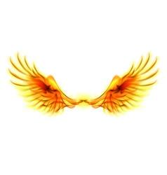 Fair wings W 02 vector
