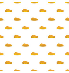 sandwich pattern seamless vector image