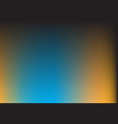 Abstract soft multi-color gradient background vector