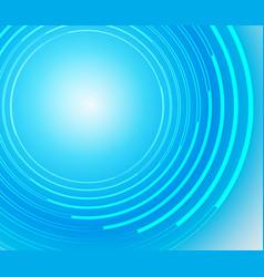 geometric ring vector image