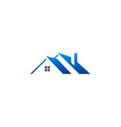 House roconstruction logo vector