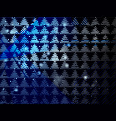 triangle 10 vector image