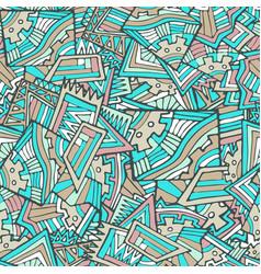 bright graffiti seamless pattern vector image vector image