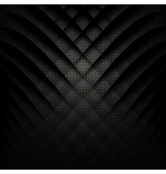 Abstract geometric background black and white vector