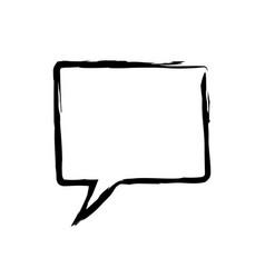 Speech bubbles icon flat icon single high quality vector