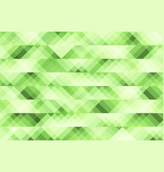 green stripe geometry abstract background vector image