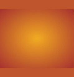 Orange simply smooth color backdrop abstract vector
