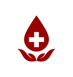 Blood-Donors-380x400 vector image