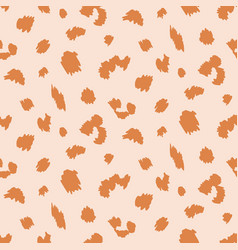 Animal seamless pattern skin texture print vector