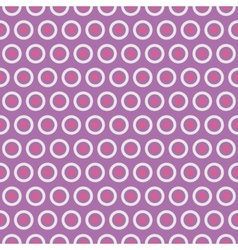 Beautiful seamless pattern tiling Pink purple vector