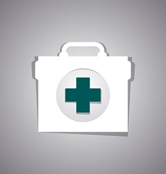 medicine Bag vector image