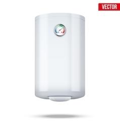 Boiler realistic vector