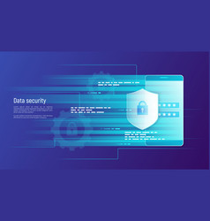 Data security information protection access vector