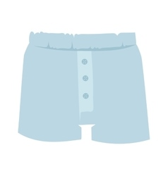 underpants boxers vector image