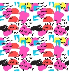 Abstract background pattern vector