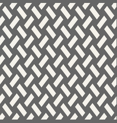 Seamless pattern of inclined rectangles vector
