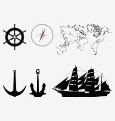 Seamanship vector