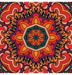 ethnic seamless pattern ornamental vector image